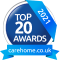 The Meadows Care Home Winner of Award for Top 20 Care Home in London